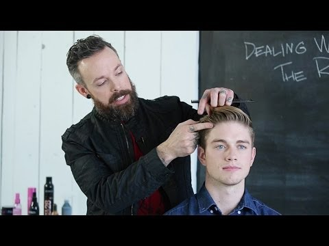 Best Haircut and Styling Tips For Men With Receding Hairline