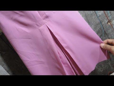 tutorial membuat belahan rok 2 tumpuk pada bagian belakang thumbnail