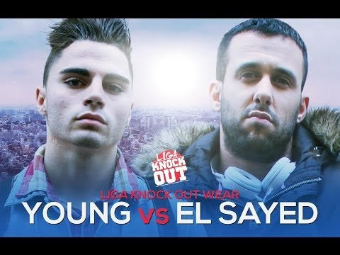 Liga Knock Out / EarBox Apresentam: Young vs El Sayed (Especial LKO Wear)