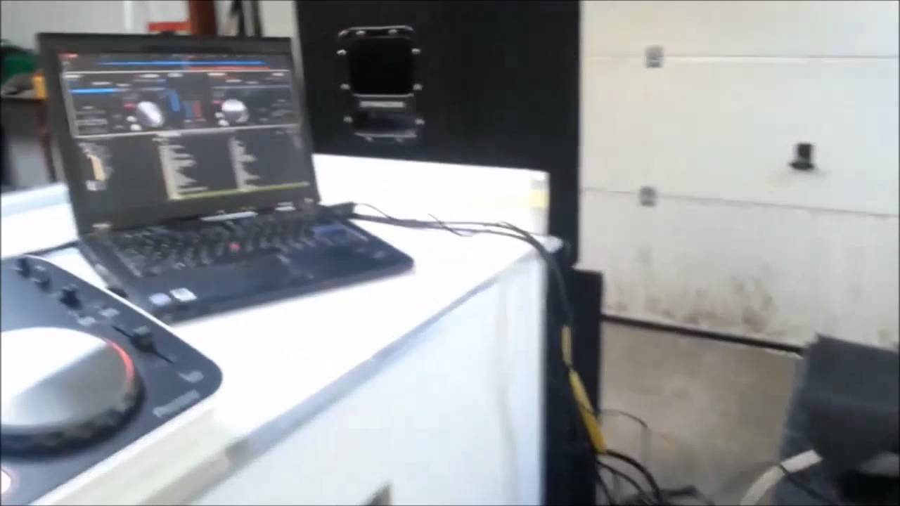 Speaker Setup Speaker Setup Van dj Dougie