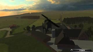 Bell UH 1D, Landwirtschafts Simulator, LS 2011