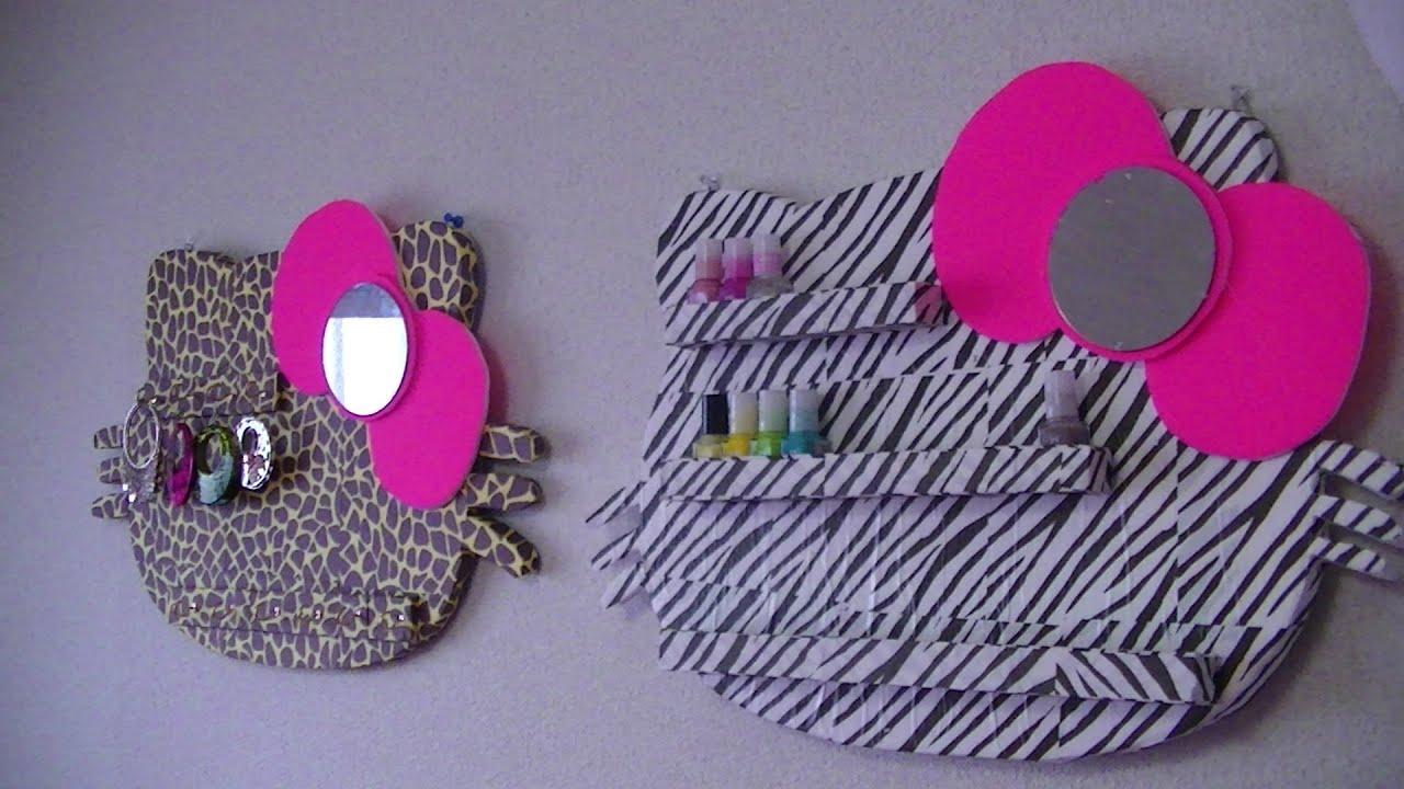 Manualidades De Hello Kitty
