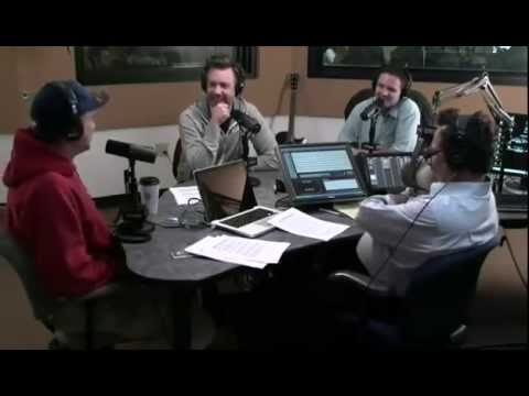 Norm Macdonald with Jason Sudeikis on DMS  2011-06-19