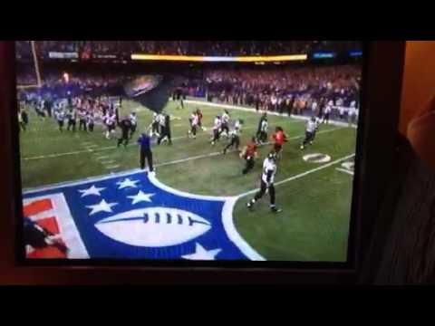 Superbowl 47 Team Introductions Ravens vs. 49ers