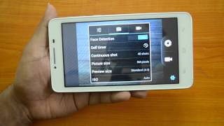 Micromax Canvas Doodle 3 Camera Review