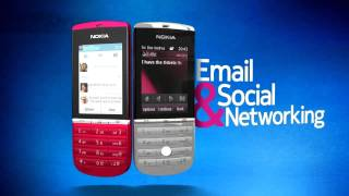 nokia asha 300 feature reviews [5 MP,1Ghz processor,touch and type mobile phone]