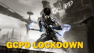 Batman Arkham Knight DLC - GCPD Lockdown (Nightwing Görevi) (PC)