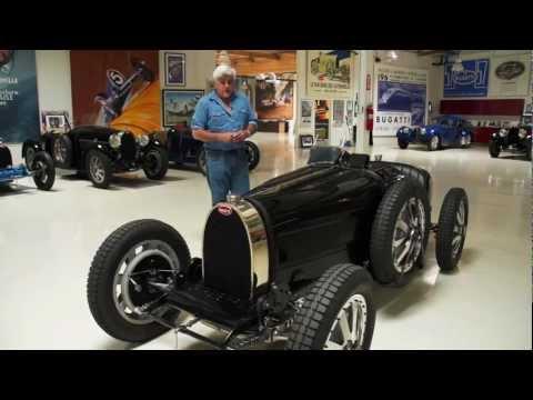 1927 Bugatti Type 35 Pur Sang Replica - Jay Leno's Garage
