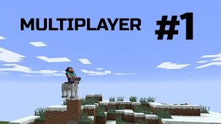 Minecraft Survival Multiplayer Türkçe - [S1-B01]