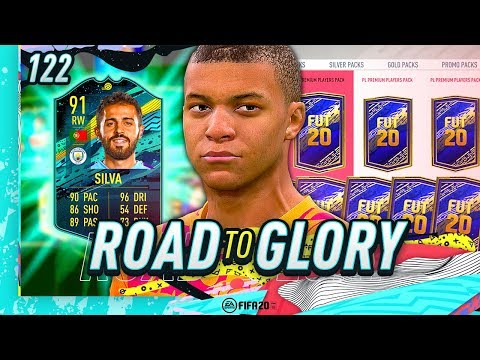 FIFA 20 ROAD TO GLORY #122 - THE TOTY GRIND!!