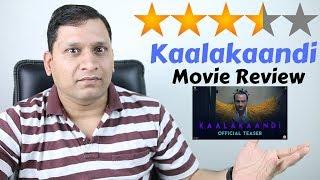 Kaalakandi Movie Review in Sharmaji's Style