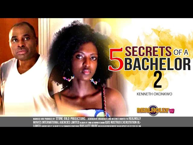 5 Secret Of A Bachelor1 - Nigerian Nollywood Movies