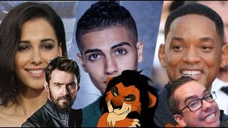 Live-Action Aladdin and Lion King Movies Get More Casting