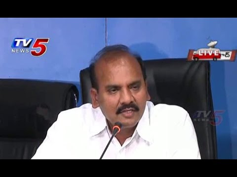 Prathipati Pulla Rao Counter Attacks on Jagan Comments : TV5 News