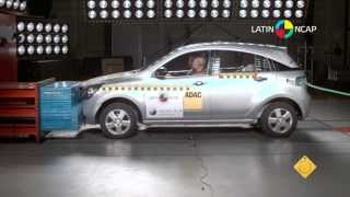 Chevrolet Agile NO Airbags