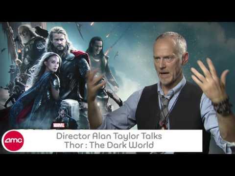 Alan Taylor Talks THOR: THE DARK WORLD With AMC