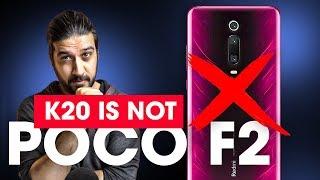 REDMI K20 PRO IS NOT 🚫 POCO F2!! (Fact Check) Hindi