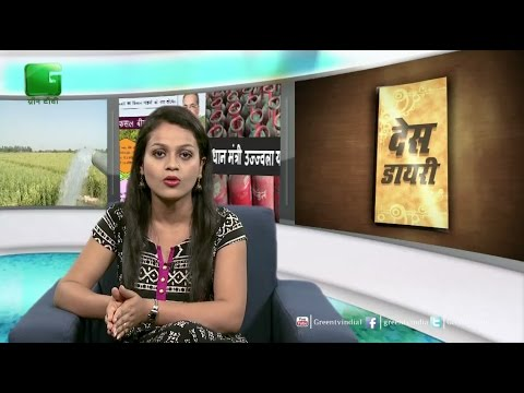 Des Diary: 17th October 2016 - Full Episode Green TV