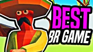 NEW BEST BATTLE ROYALE GAME IN THE WORLD! (TABG)