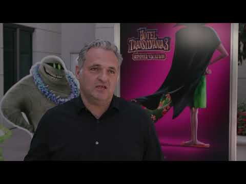 Hotel Transylvania 3: Summer Vacation Interview With Genndy Tartakovsky  Director