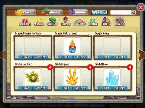 Of Dragon City Gemas Truco Para Obtener Muchas Gemas Para El Juego De