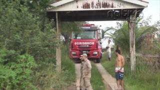 Fio de alta tensão rompe em bairro de Alta Floresta