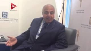 المدير الإقليمي لـماستر كاردالمؤتمر أرسل رسالة عن مستقبل مصر بأنه واعد