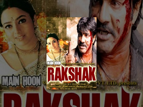 MAIN HOON RAKSHAK | Hindi Film | Full Movie | Srikant | Saundarya...