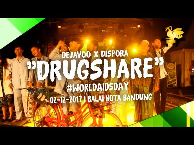 "Peringatan World Aids Day | Dejavoo Kabaret ""DRUGSHARE"" | 021212"