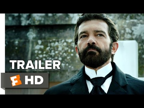 Finding Altamira Official Trailer 1 (2016) - Antonio Banderas Movie