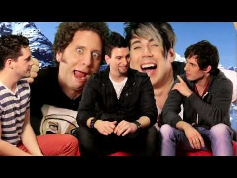Marianas Trench interview: breaking out in the US and a black eye?