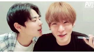 [ #2CHAN MOMENT ] HEOCHAN x BYUNGCHAN (VICTON) _ You're Different