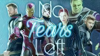 Original 6 Avengers // No Tears Left to Cry