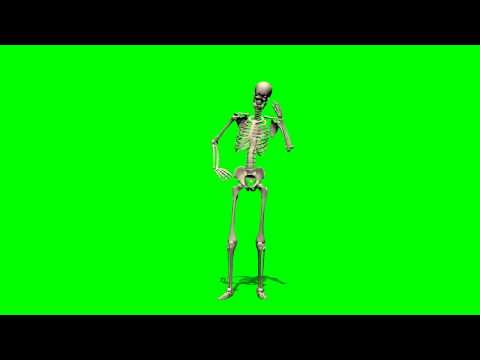 skeletal thinking - greenscreen effects thumbnail