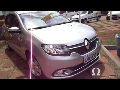 Apresentação Novo Renault Logan 2014