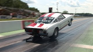 No Time Drag Racing - Ozark Raceway park