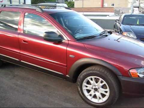 2004 volvo xc70 2 5 turbo cross country awd 360 video. Black Bedroom Furniture Sets. Home Design Ideas