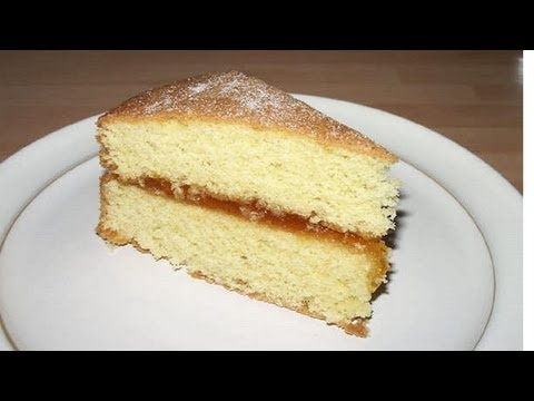 Basics Eggless Sponge Cake