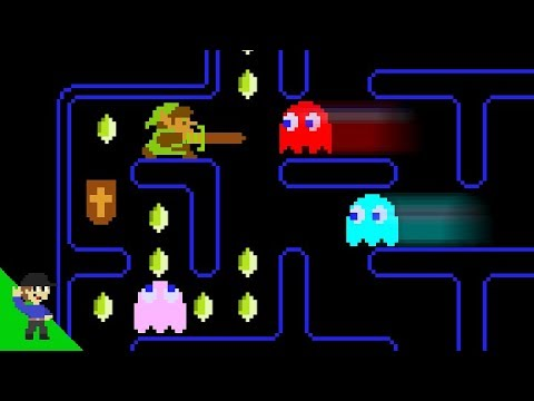 If Link was in Pacman