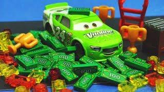 Disney Cars 3 : Brick Yardley