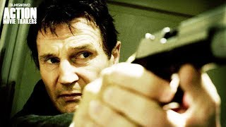 "LIAM NEESON | Wicked ""Ass Kicking"" Action Moments"