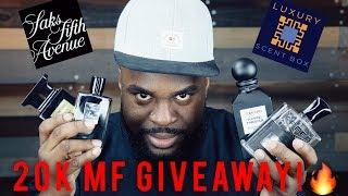 Huge 20K Giveaway | Big Beard Business Fragrance Giveaway (Creed, Tom Ford, By Kilian, Bond No 9.)