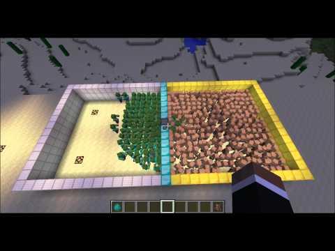 media minecraft mil zombies supervivencia alexby y willyrex parte 1 2
