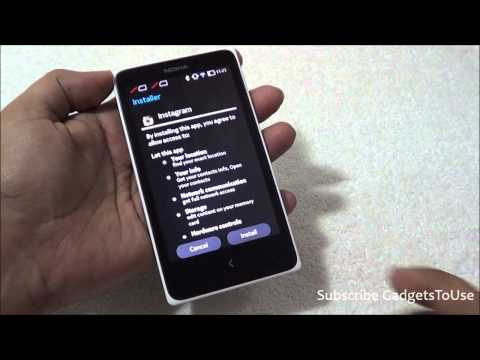 Install Any Android App on Nokia X, X+ and Xl From APK File or Third Party App Store thumbnail
