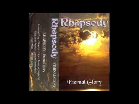 Rhapsody - Tears At Nightfall