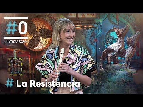 LA RESISTENCIA - Ingrid le toca una canción a Broncano | #LaResistencia 23.03.2021
