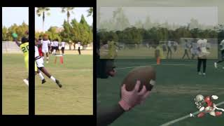 Make a Play 7v7 highlights. Fort Myers fl February 9