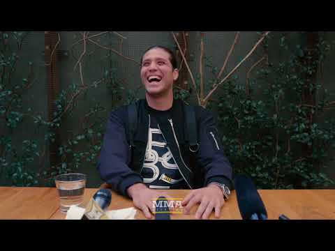 UFC 222: Brian Ortega Media Lunch - MMA Fighting