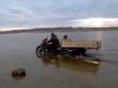 Урал трицикл - 756