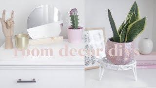 Budget DIY Room Decor Ideas 2019 (Easy and Affordable Decor!)